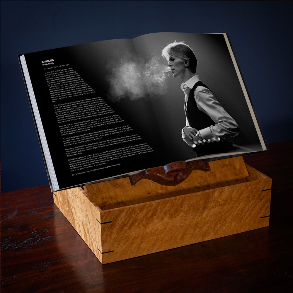 David Bowie Collector Box