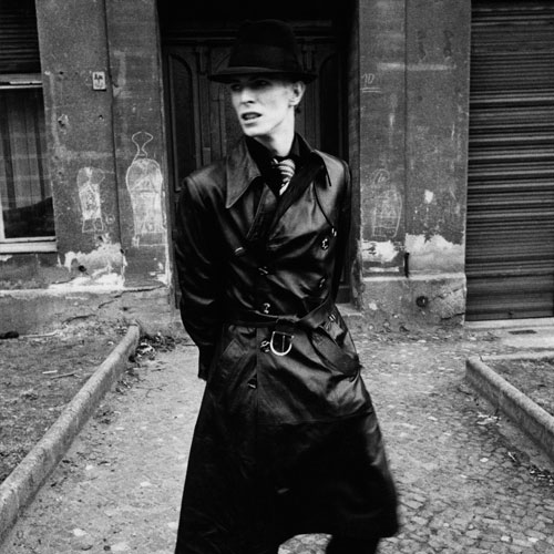 David Bowie Photo by Andrew Kent